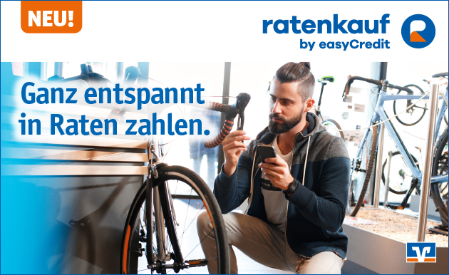 easyCredit Ratenkauf bei Bullitt Bike