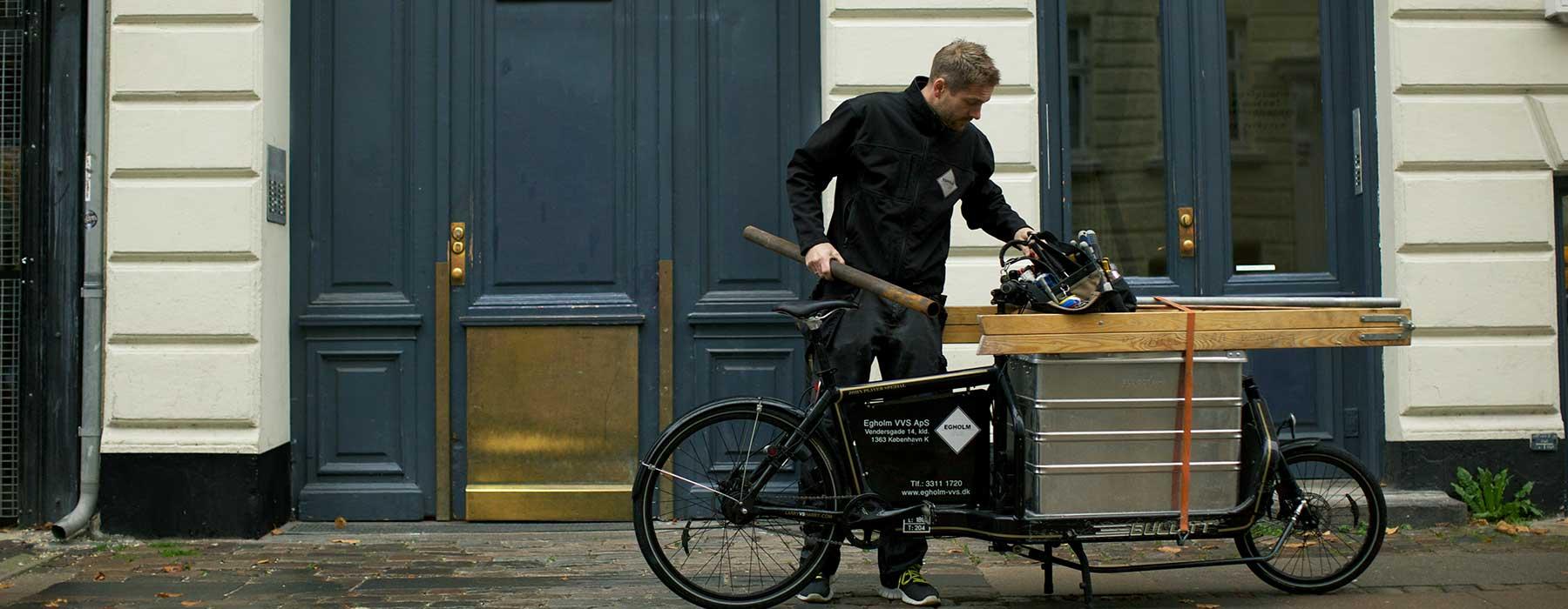 Zubehör Bullitt Bikes
