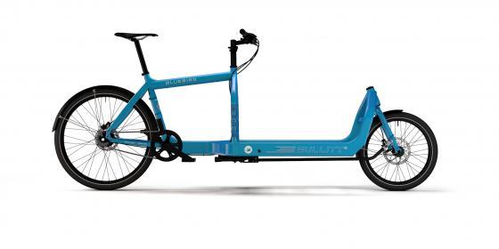 Bullitt Custom Bike Bluebird | Deore 20 Gruppe