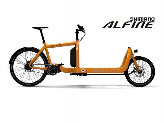STePS eBullitt Bike 6100 Alfine 11 Gang Di2