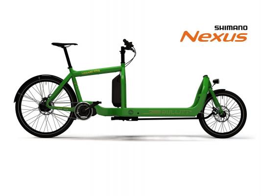 STePS eBullitt Bike 6100 Nexus 5 Di2